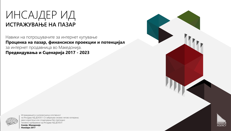 Инсајдер ИД ги анализира навиките на потрошувачите за интернет купување во Македонија